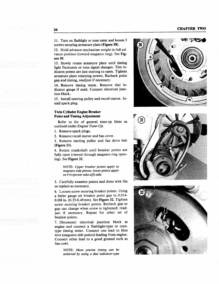 Snowmobile Ski Doo (1970-1979 year)  Manual - part 7