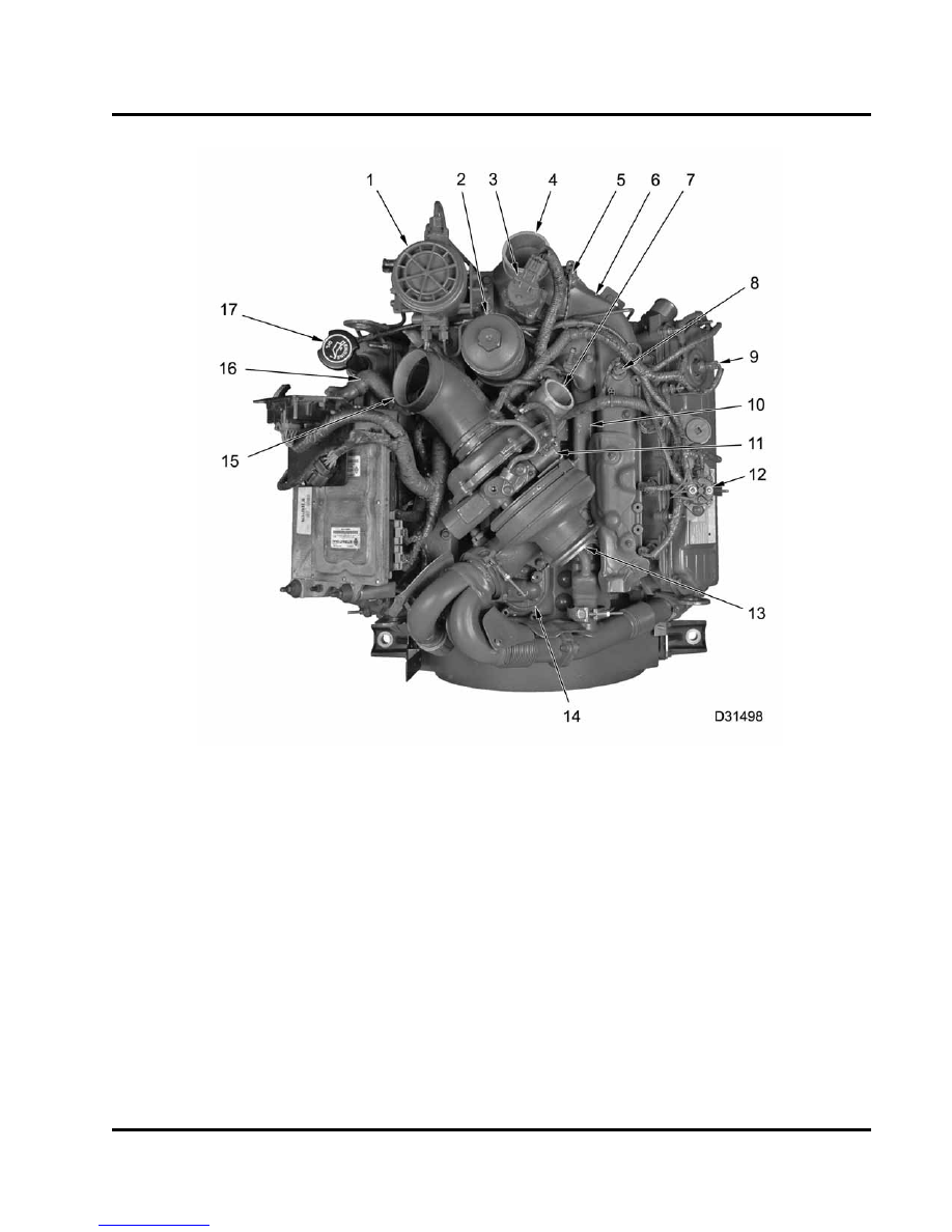 engine international vt365  manual