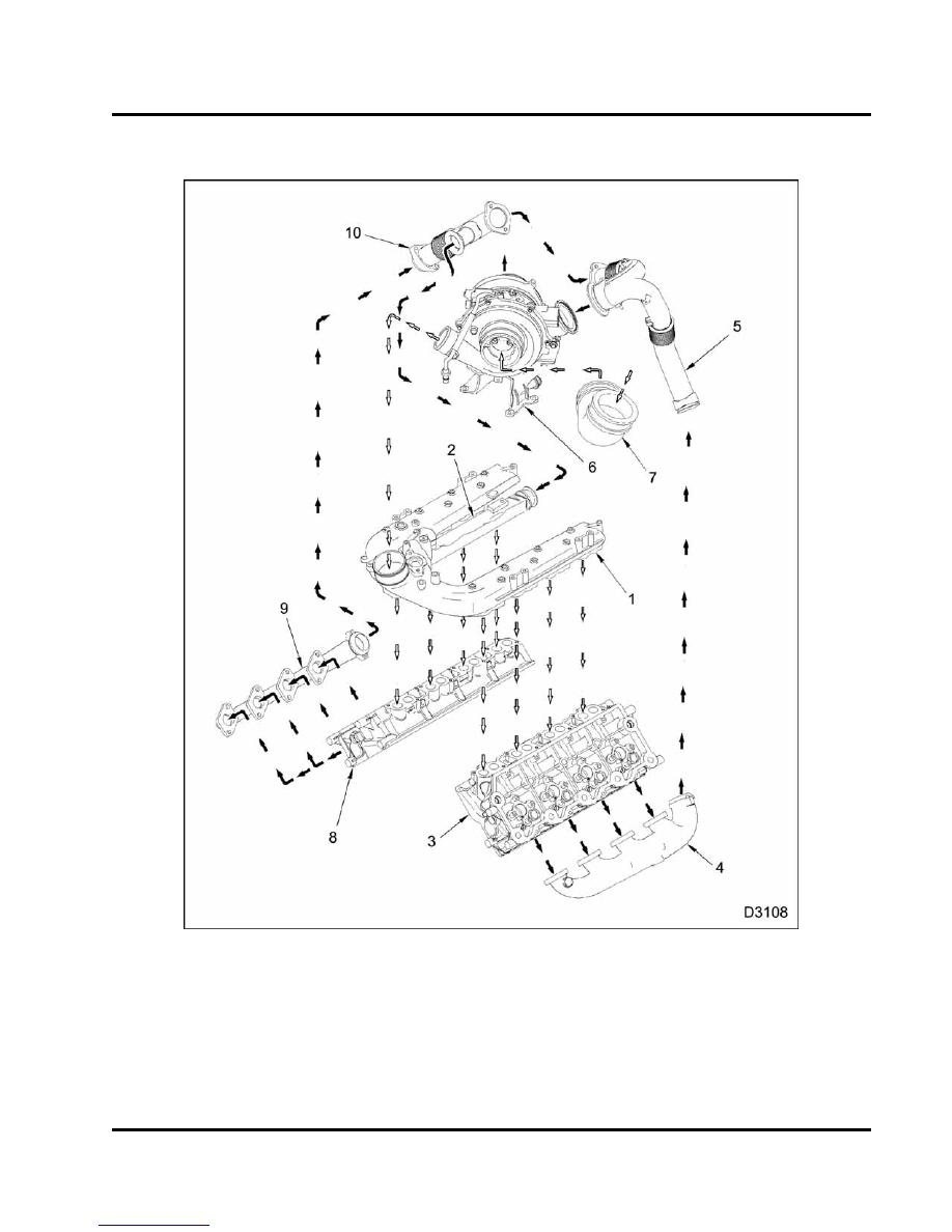International Engine Diagram