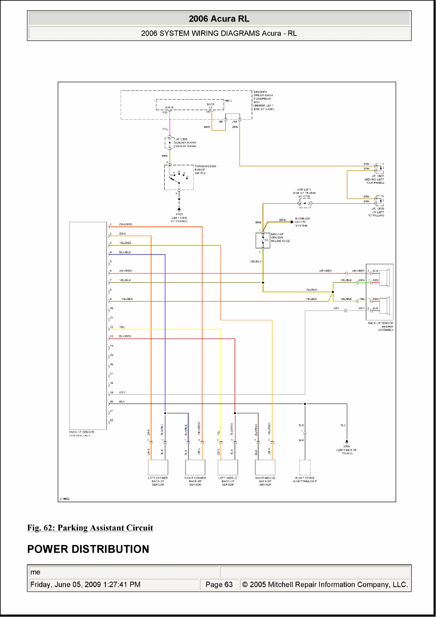 fuse box diagram for 1992 acura legend 1999 acura tl fuse