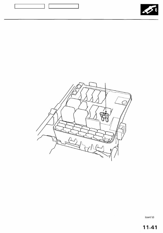96 Acura Rl Fuse Diagram