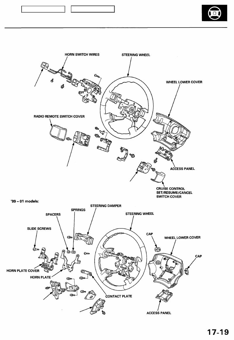 acura rl 1996 2004 year manual part 479 rh zinref ru Acura TL Repair Manual PDF Acura TL Type S