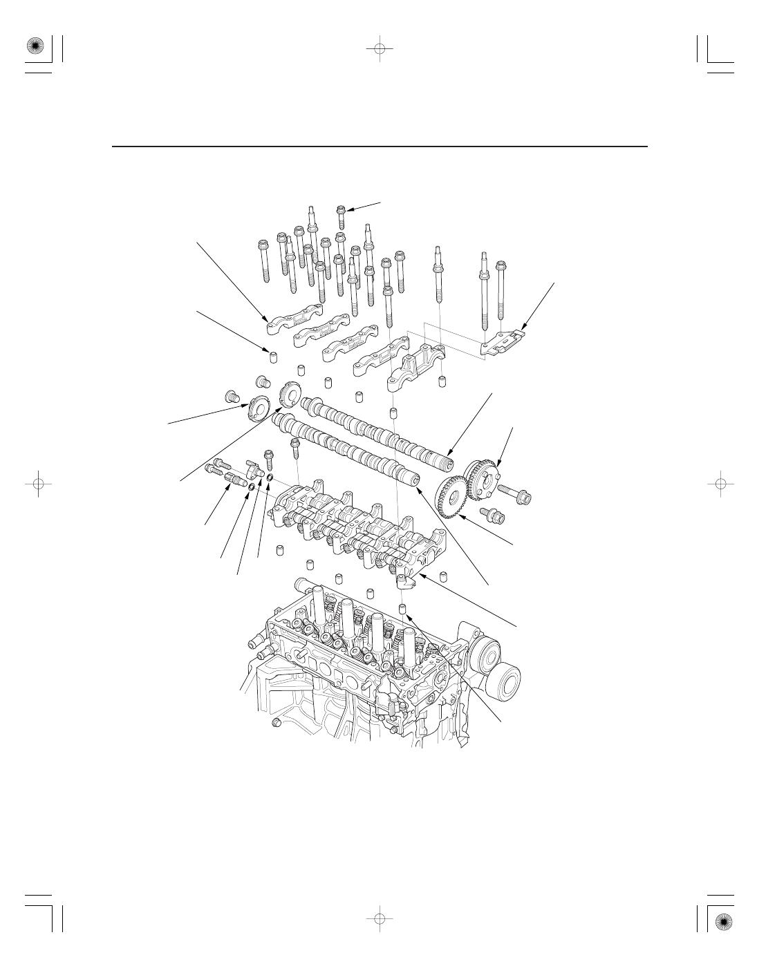Acura RSX Honda Integra. Manual - part 40   Acura Rsx K20a2 Engine Diagram      Zinref.ru