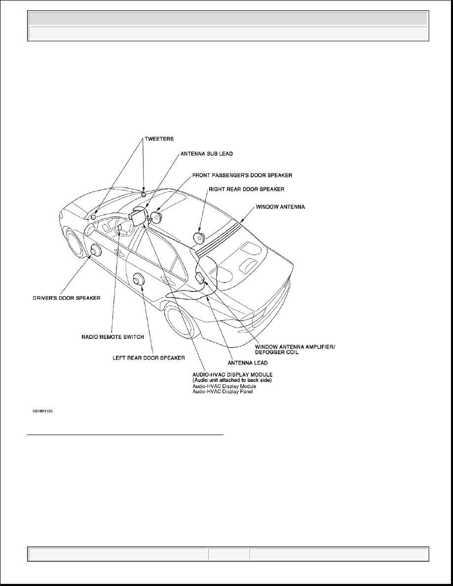 2004 acura tsx antenna manuals
