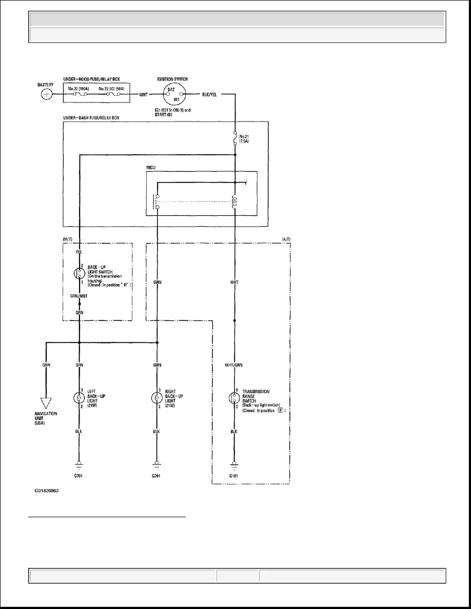 Acura TSX / Honda Accord CL. Manual - part 20 | Acura Tsx Headlight Wiring Diagram |  | Zinref.ru