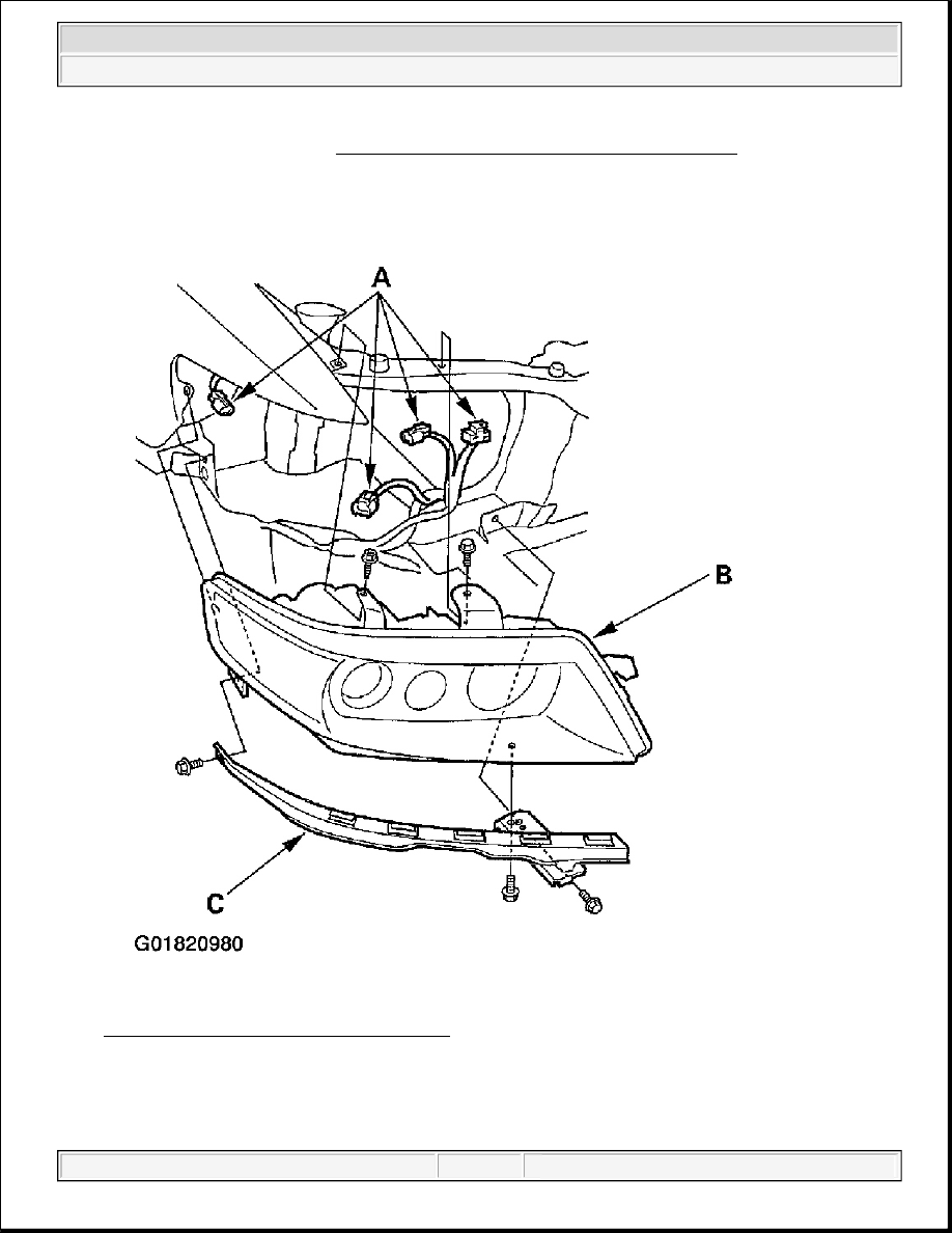 Acura Tsx Headlight Assembly Schematic For Wiring Diagram Will Be Honda Accord Cl Manual Part 27 Rh Zinref Ru 2004 Headlights 04