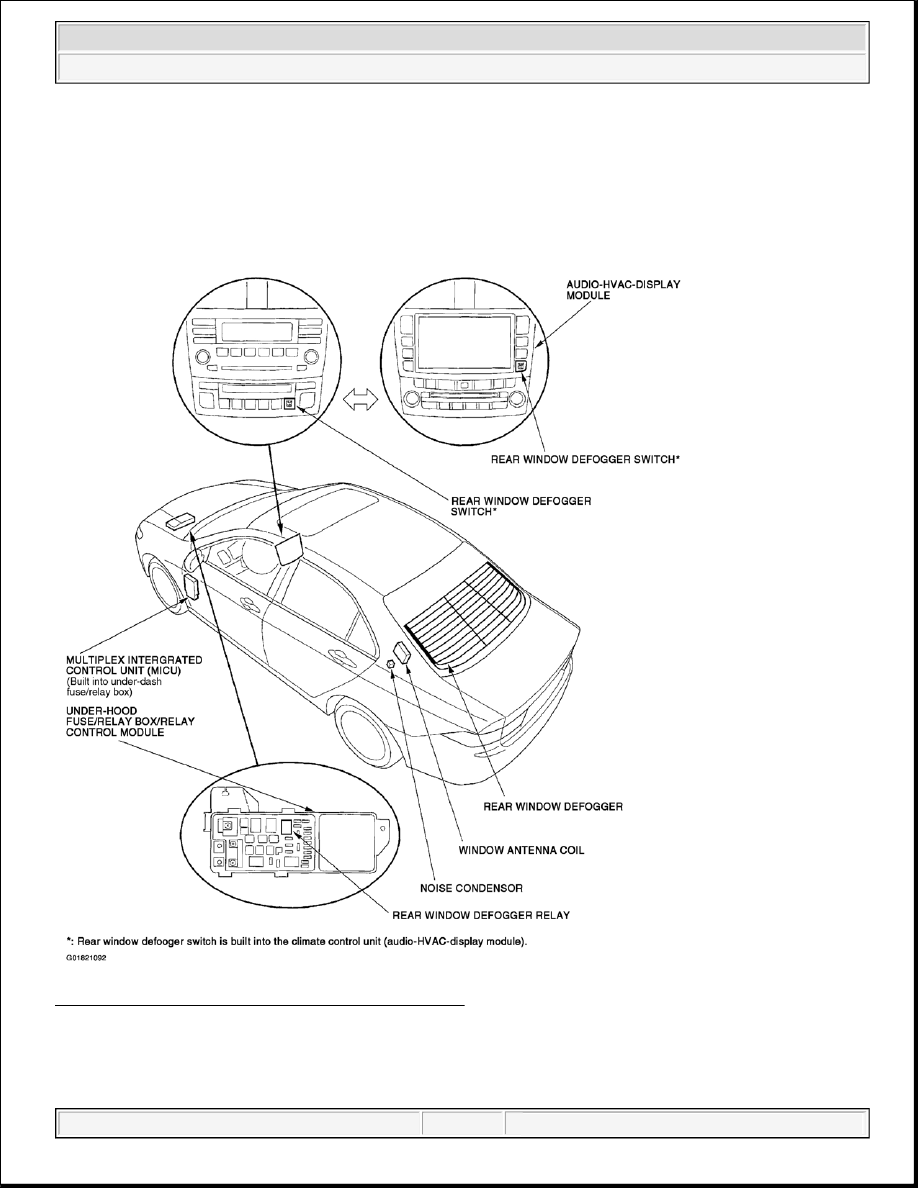 Acura TSX / Honda Accord CL. Manual - part 248   Acura Tsx Window Wiring Diagram      Zinref.ru