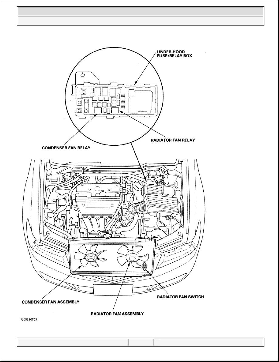 Acura TSX Honda Accord CL Manual Part - Acura tsx radiator