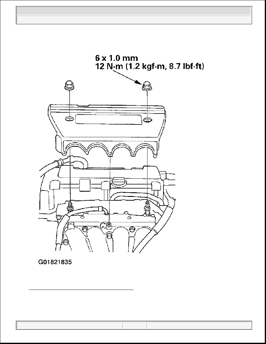 Acura Tsx Honda Accord Cl Manual Part 447 Intake Manifold