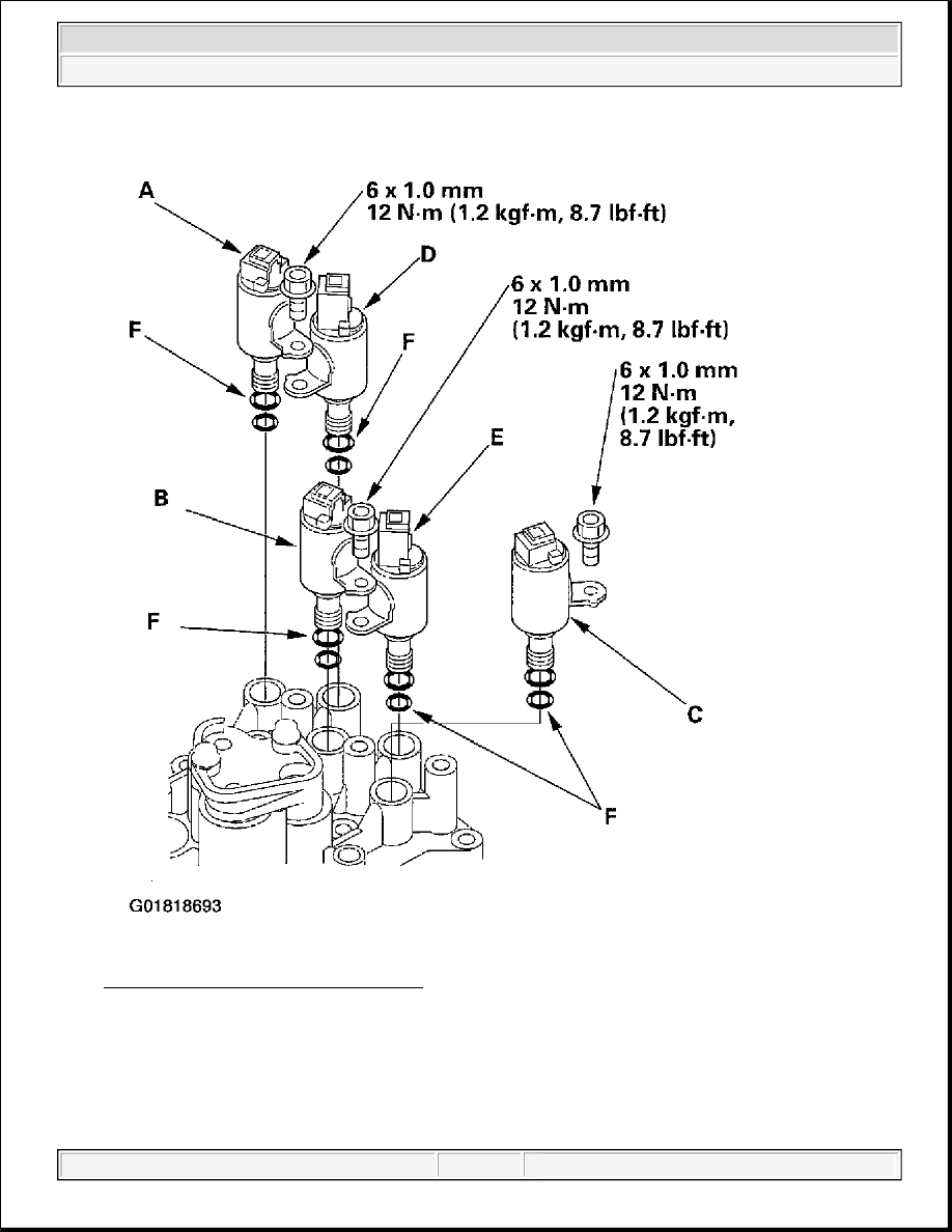 Acura TSX / Honda Accord CL  Manual - part 785