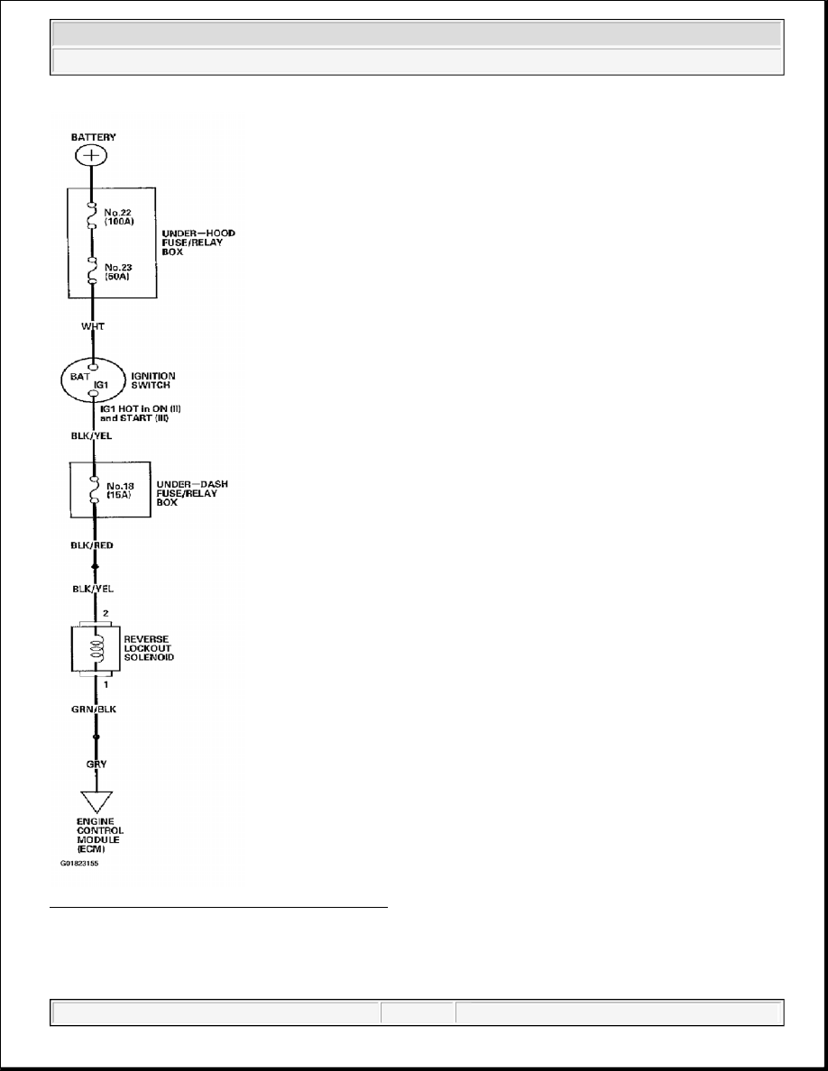 Acura Tsx Engine Wiring Diagram