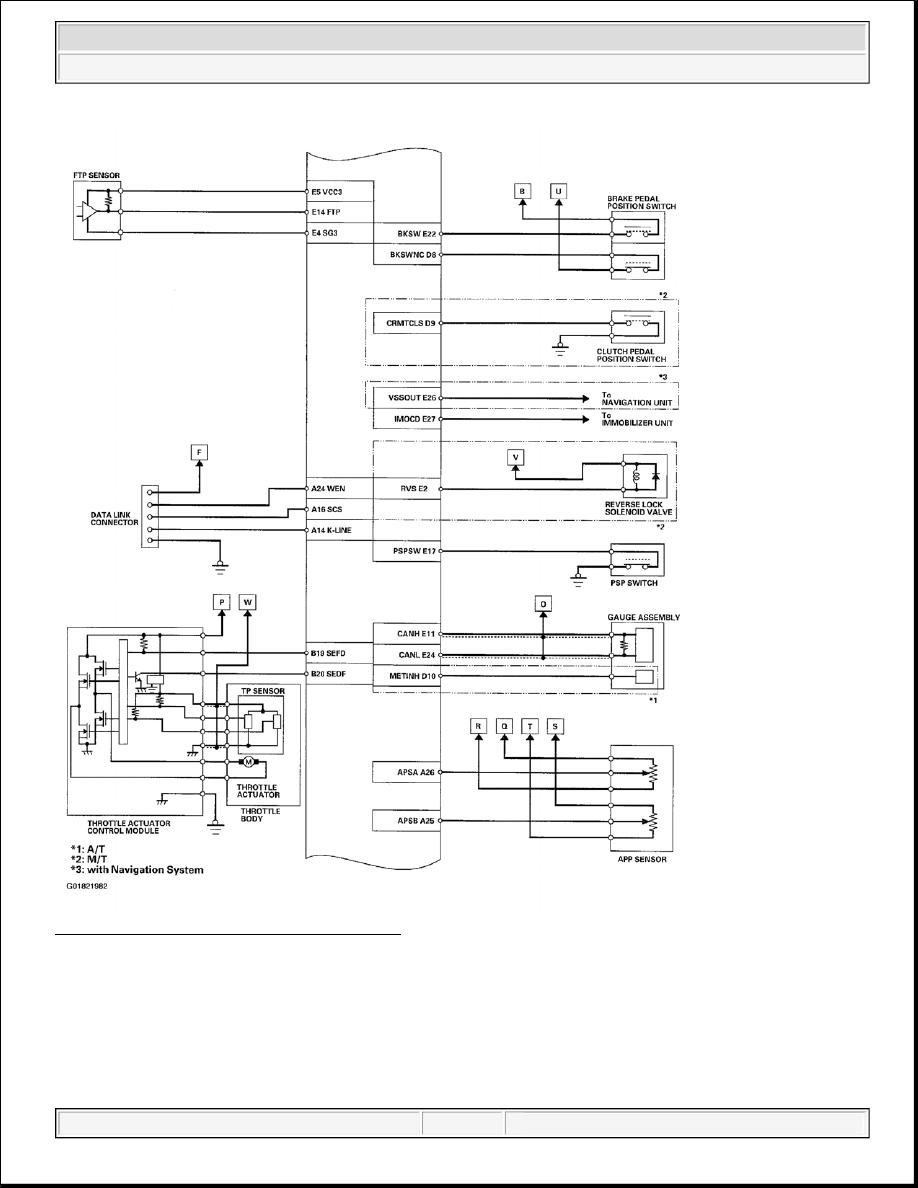 Acura TSX / Honda Accord CL. Manual - part 558 | Acura Tsx Engine Wiring Diagram |  | Zinref.ru