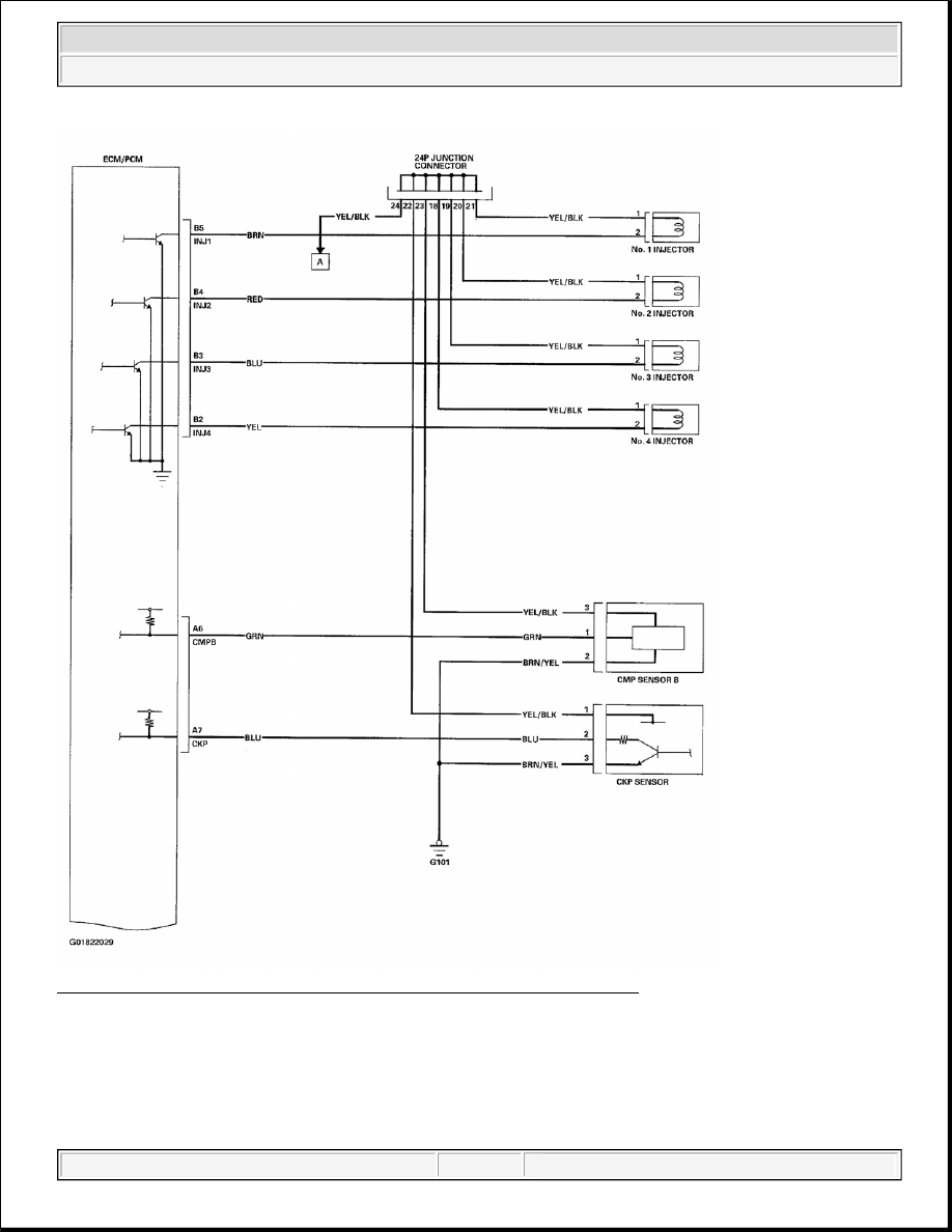 Acura Tsx Honda Accord Cl Manual Part 567 Evap System Diagram 61 Evaporative Emission Wiring 1 Of 11