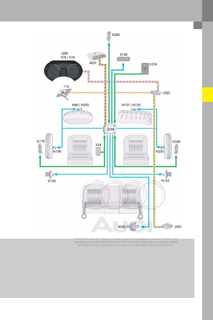 Audi TT (2007 year)  Manual - part 219