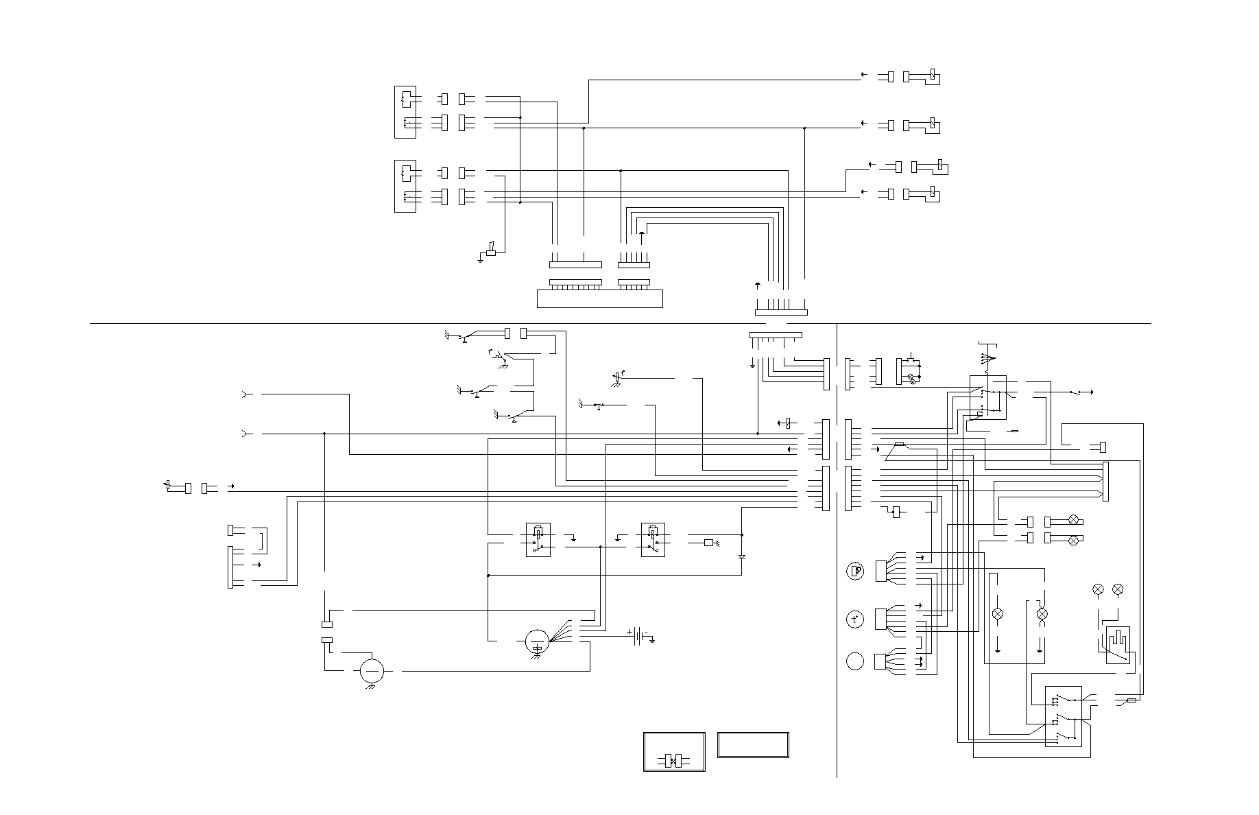 bobcat 853 wiring schematic loader bobcat 853  853h manual part 47  loader bobcat 853  853h manual part 47