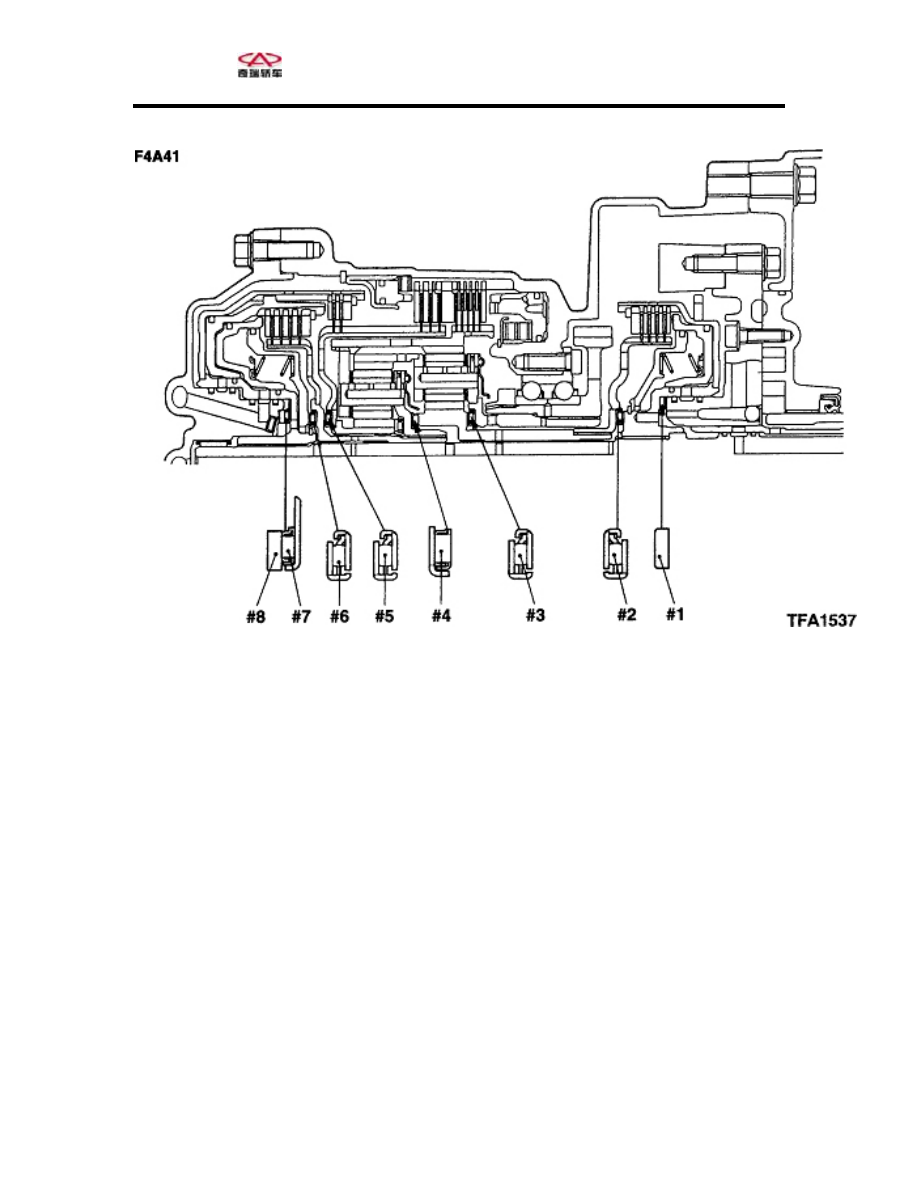 f4a4 automatic transmission rebuild manual