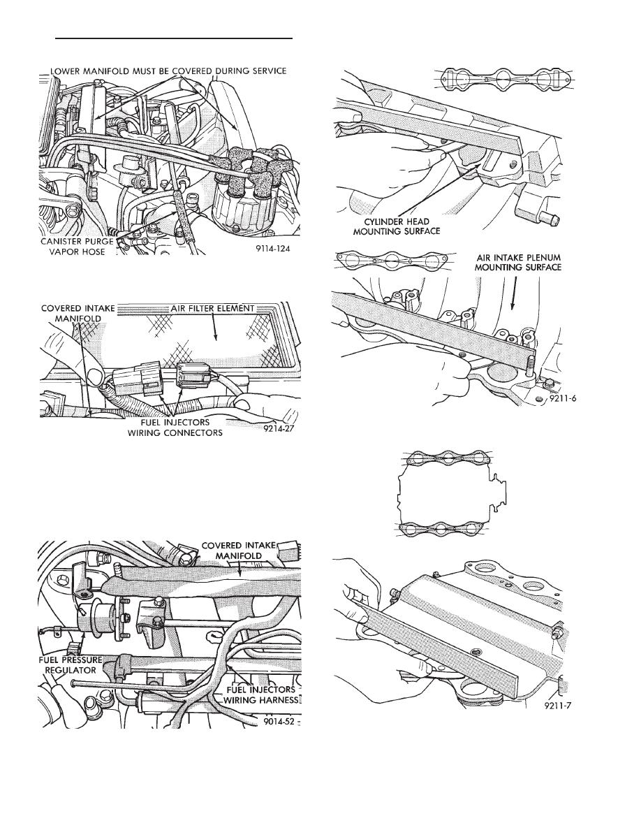 Chrysler Le Baron Dodge Dynasty Plymouth Acclaim Manual Part 14 Fuel Pump Diagram
