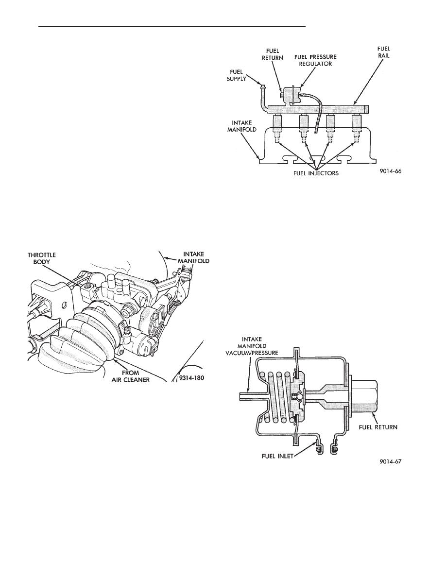 Chrysler Le Baron, Dodge Dynasty, Plymouth Acclaim  Manual - part 37