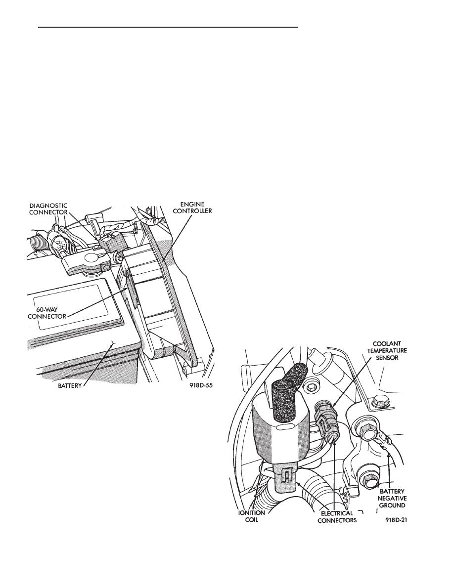 Chrysler Town Country Voyager Dodge Caravan Plymouth Cooling Wiring Diagram Manual Part 201