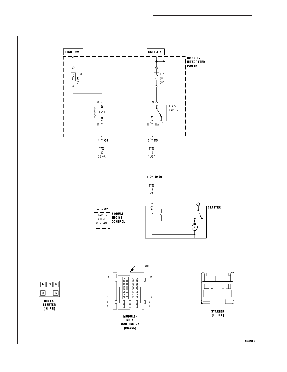 Chrysler 300 Touring 300c Dodge Magnum Manual Part 1376 2003 Sebring Convertible Wiring Diagram