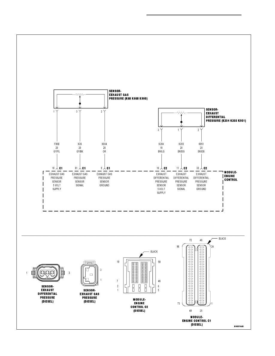 Chrysler 300/300 Touring/300C, Dodge Magnum  Manual - part 1400