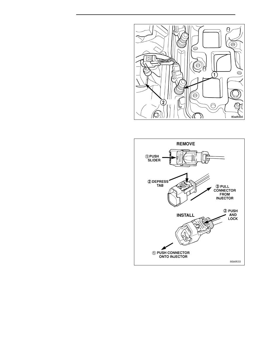 Chrysler 300/300 Touring/300C, Dodge Magnum. Manual - part 1746Zinref.ru