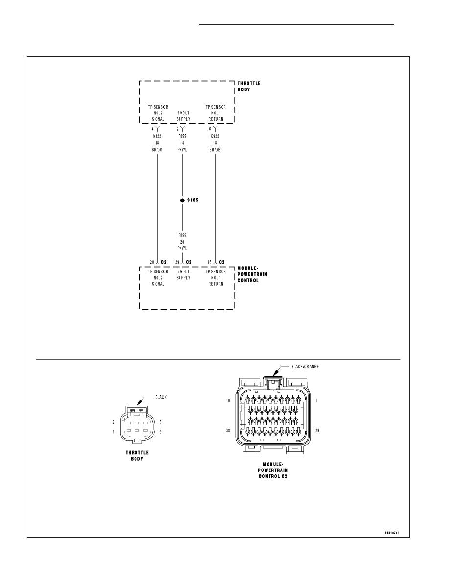 dodge throttle position sensor wiring 4 wire throttle position sensor diagram dodge 2 4 engine diagram throttle position sensor | wiring ...