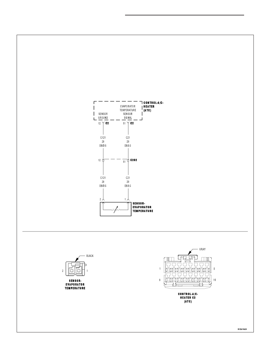 Chrysler 300/300 Touring/300C, Dodge Magnum  Manual - part 2301