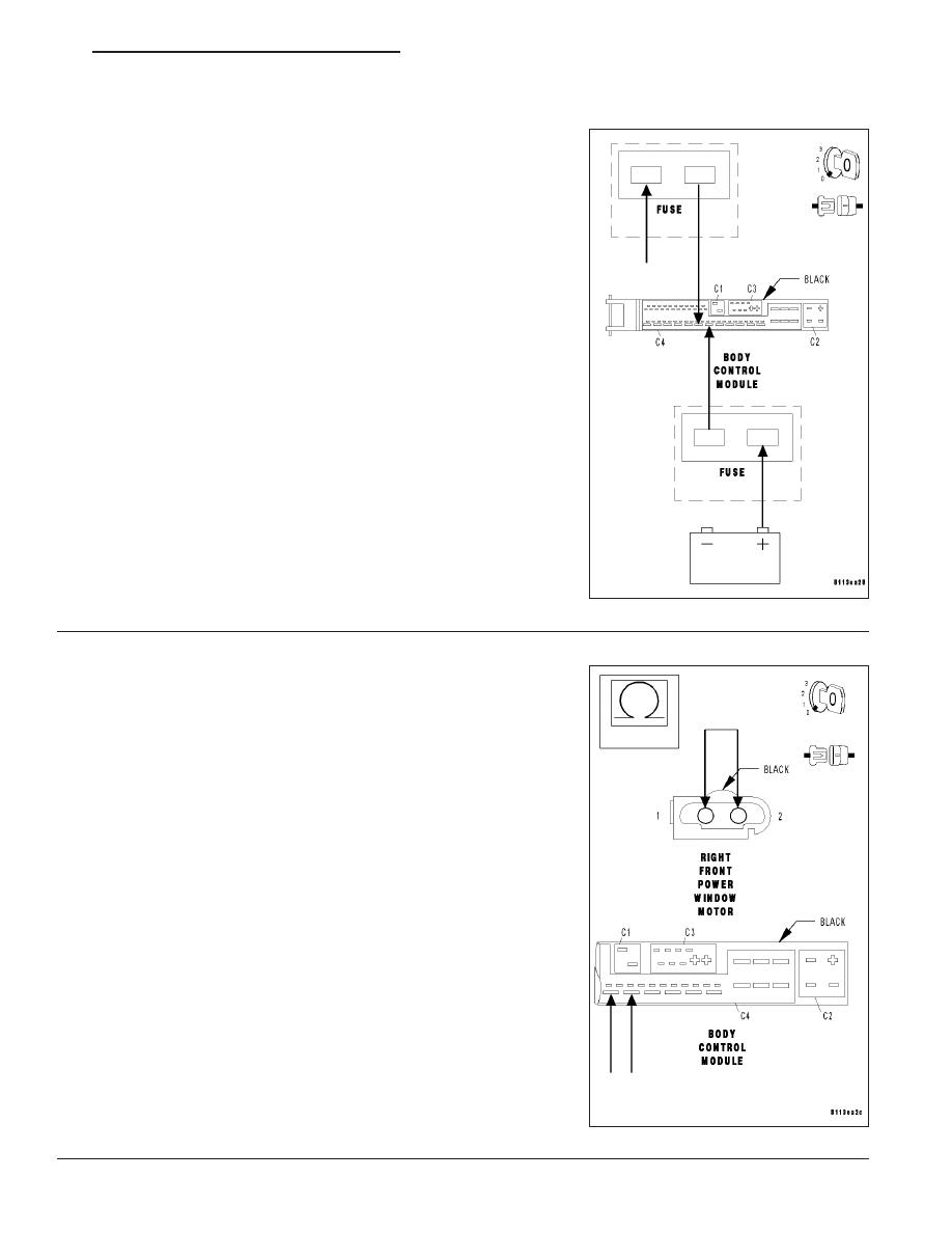 Chrysler Crossfire. Manual - part 317
