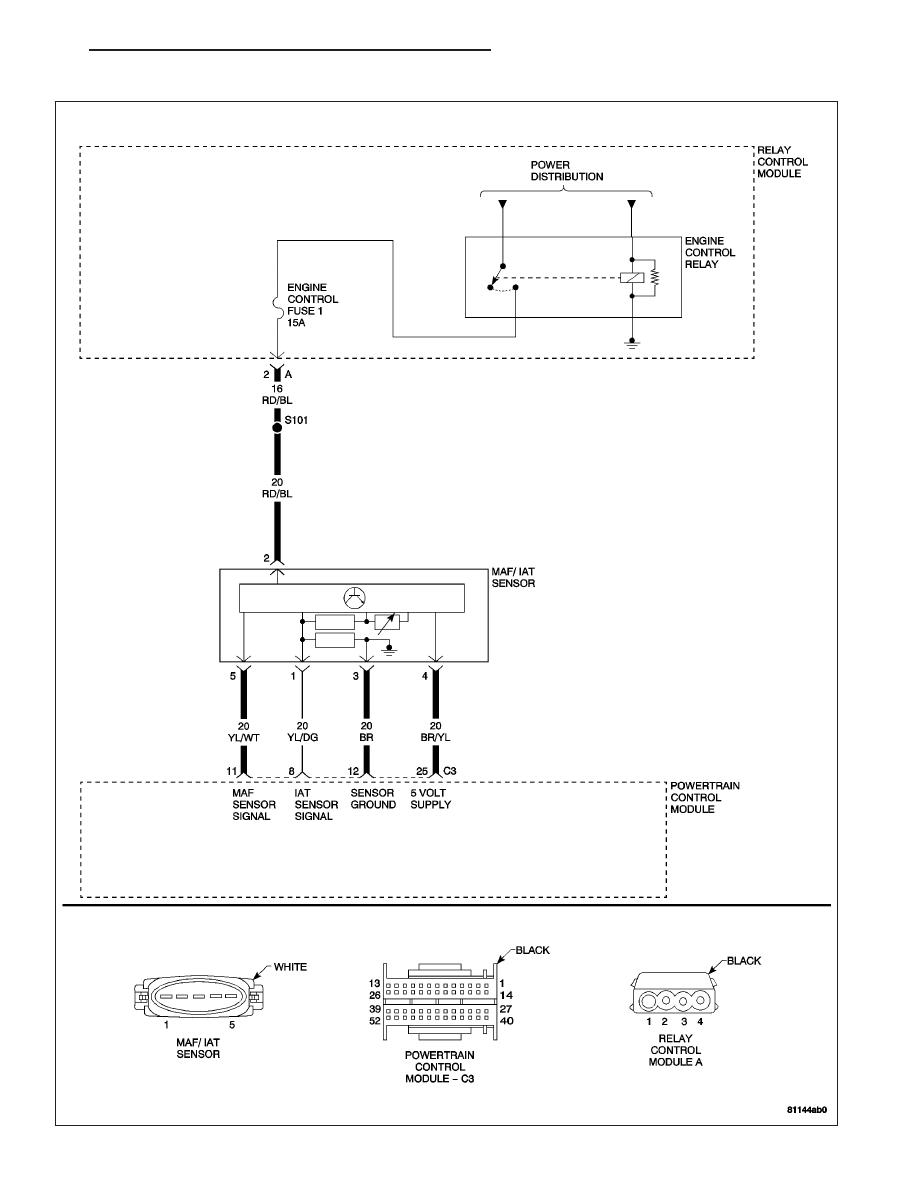Chrysler Crossfire. Manual - part 469Zinref.ru