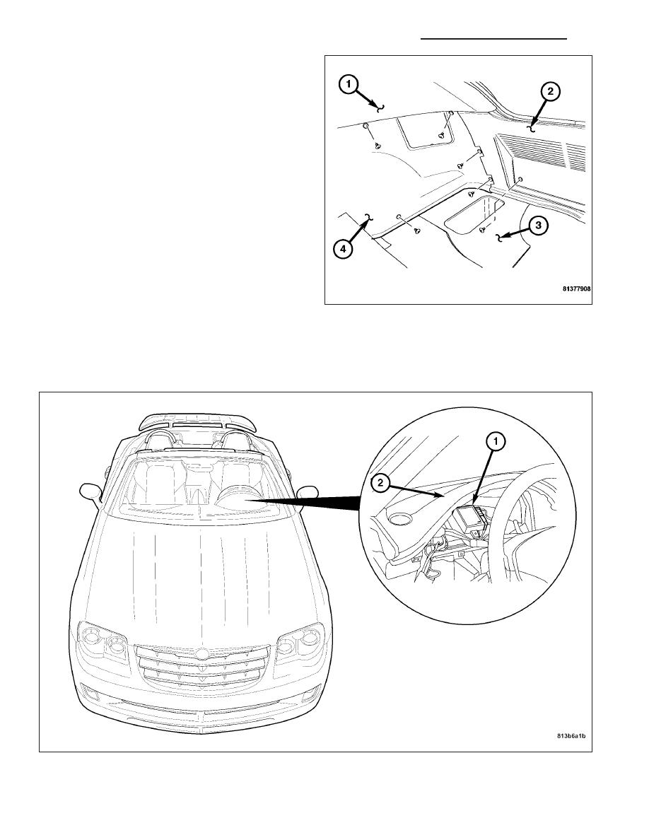Chrysler Crossfire  Manual - part 180