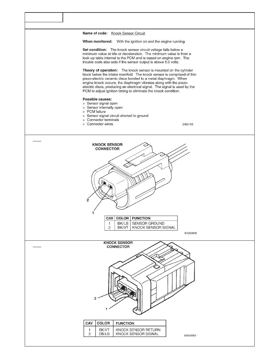 Chrysler New Yorker Manual Part 596 Knock Sensor Schematic Test Tc 59a Repairing Circuit