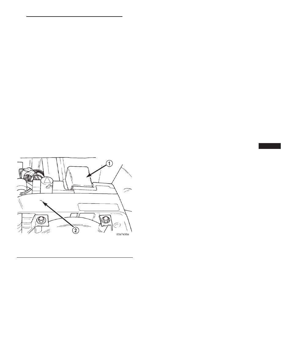 Chrysler Stratus Convertible Manual Part 253 Turnsignal Systems Turn Signal And Hazard Warning