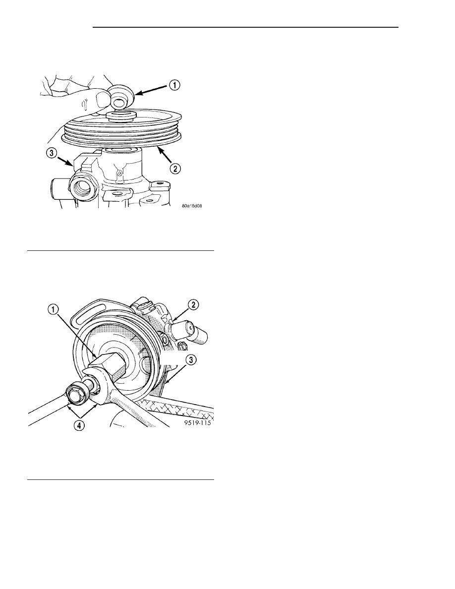 chrysler sebring stratus sedan sebring convertible manual part 558 Chrysler Sebring Radio Wiring 2 place installation spacer fig 8 special tool