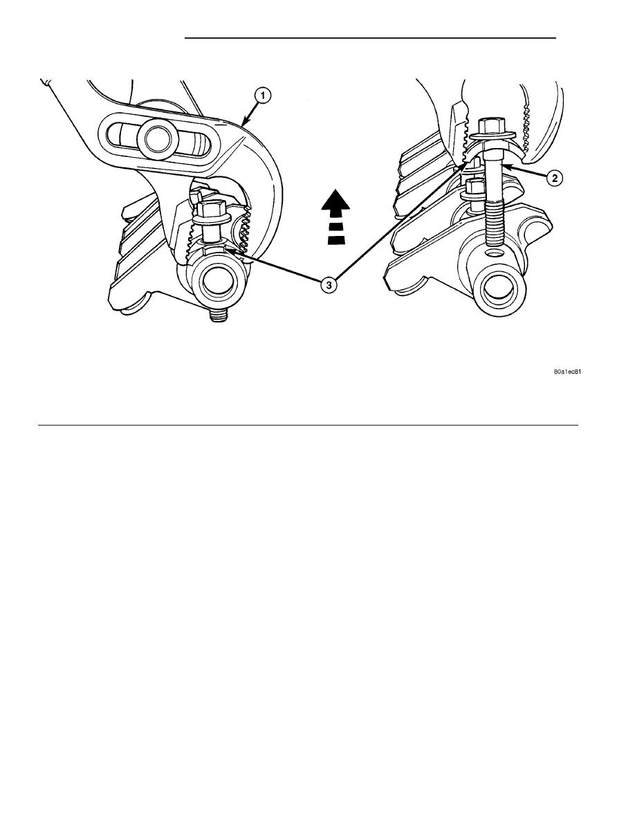 Chrysler Town, Dodge Caravan  Manual - part 323