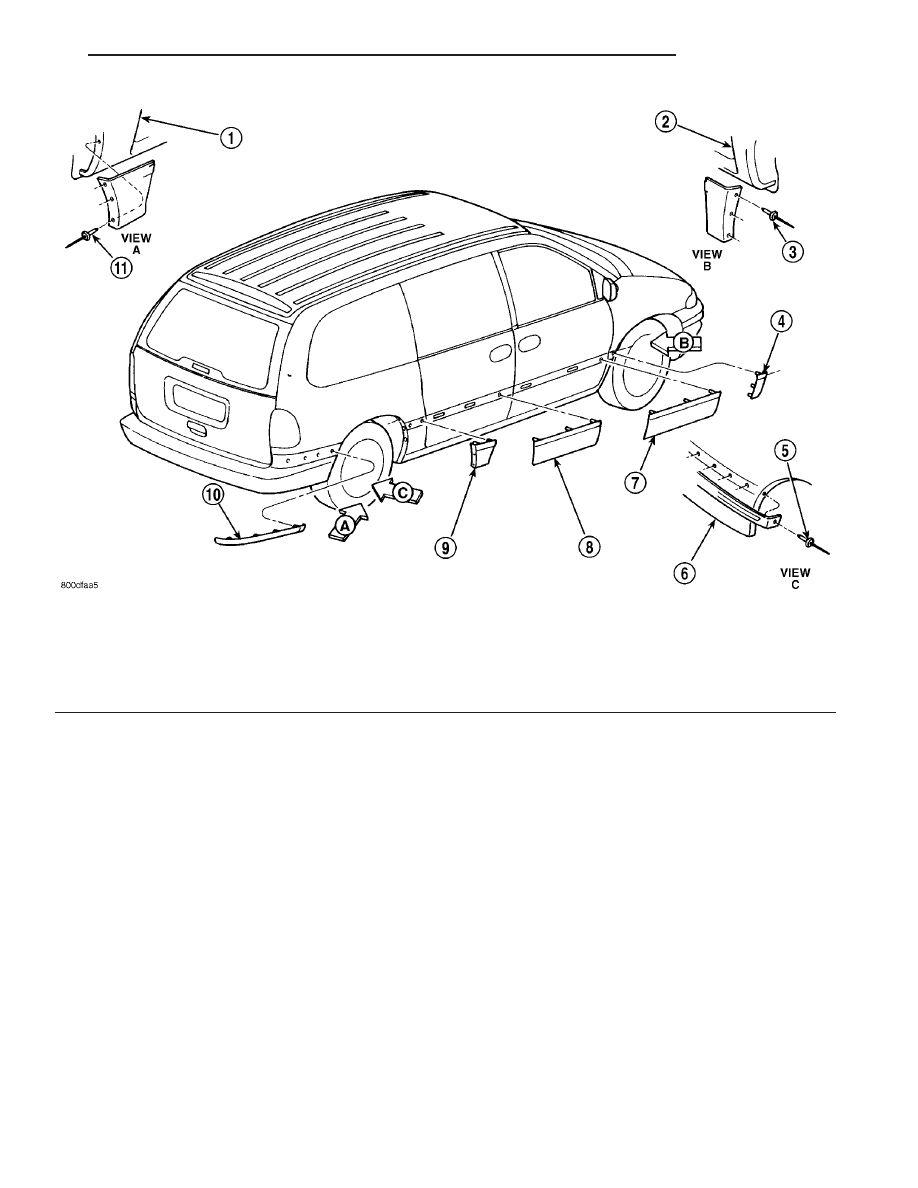 2016 Chrysler Town U0026 Country Tape Body Manual Guide