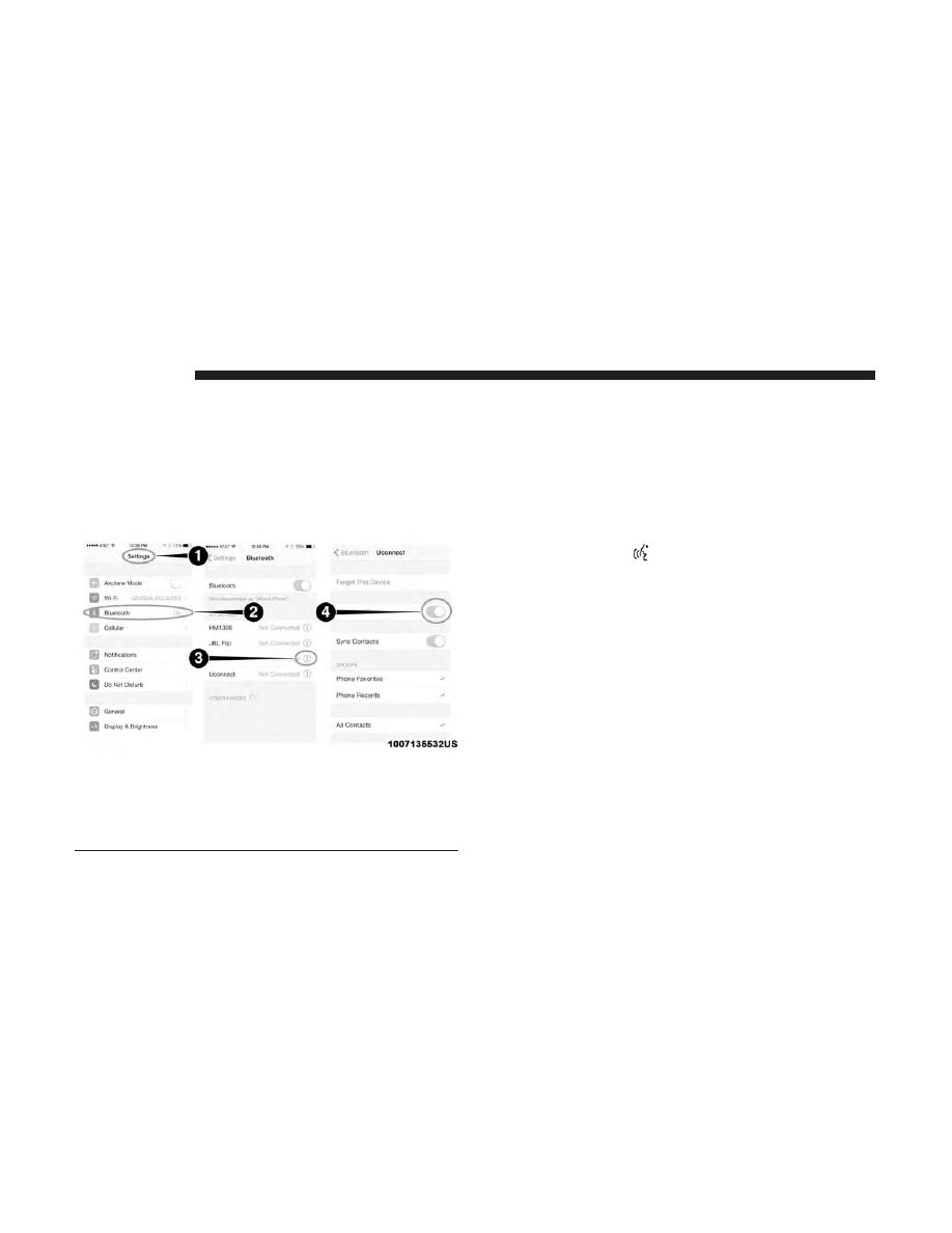 RAM 1500 (2019 year)  Manual - part 41