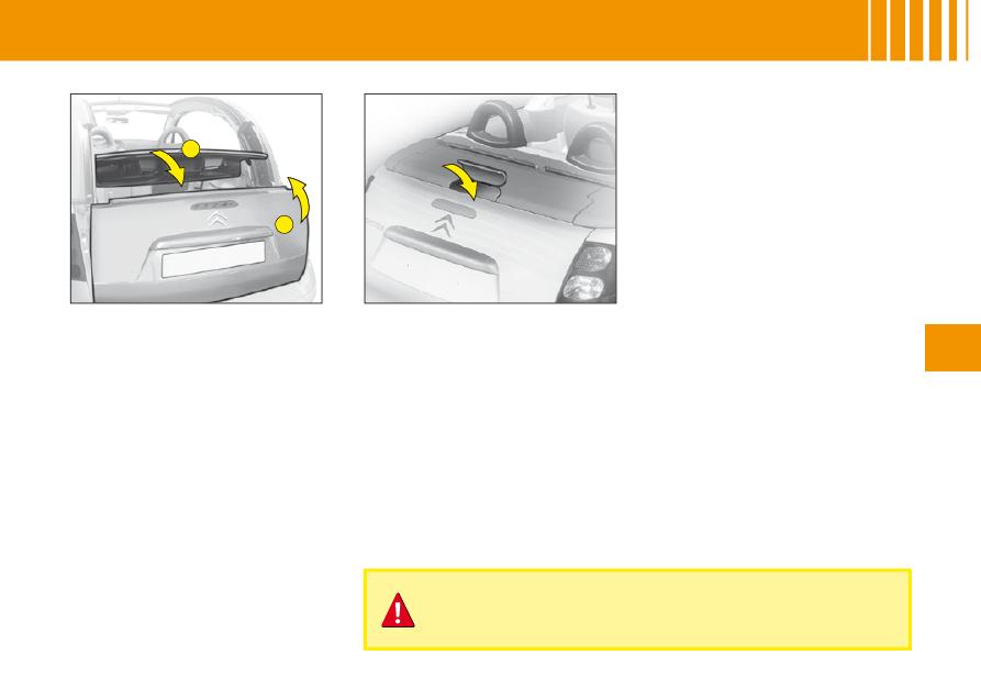 Citroen C3 Under Bonnet Fuse Box