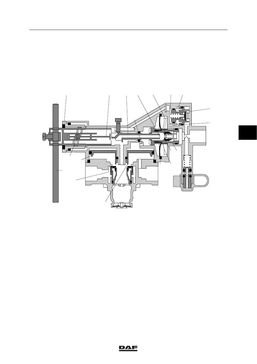 DAF CF65, CF75, CF85 Series . Manual - part 896