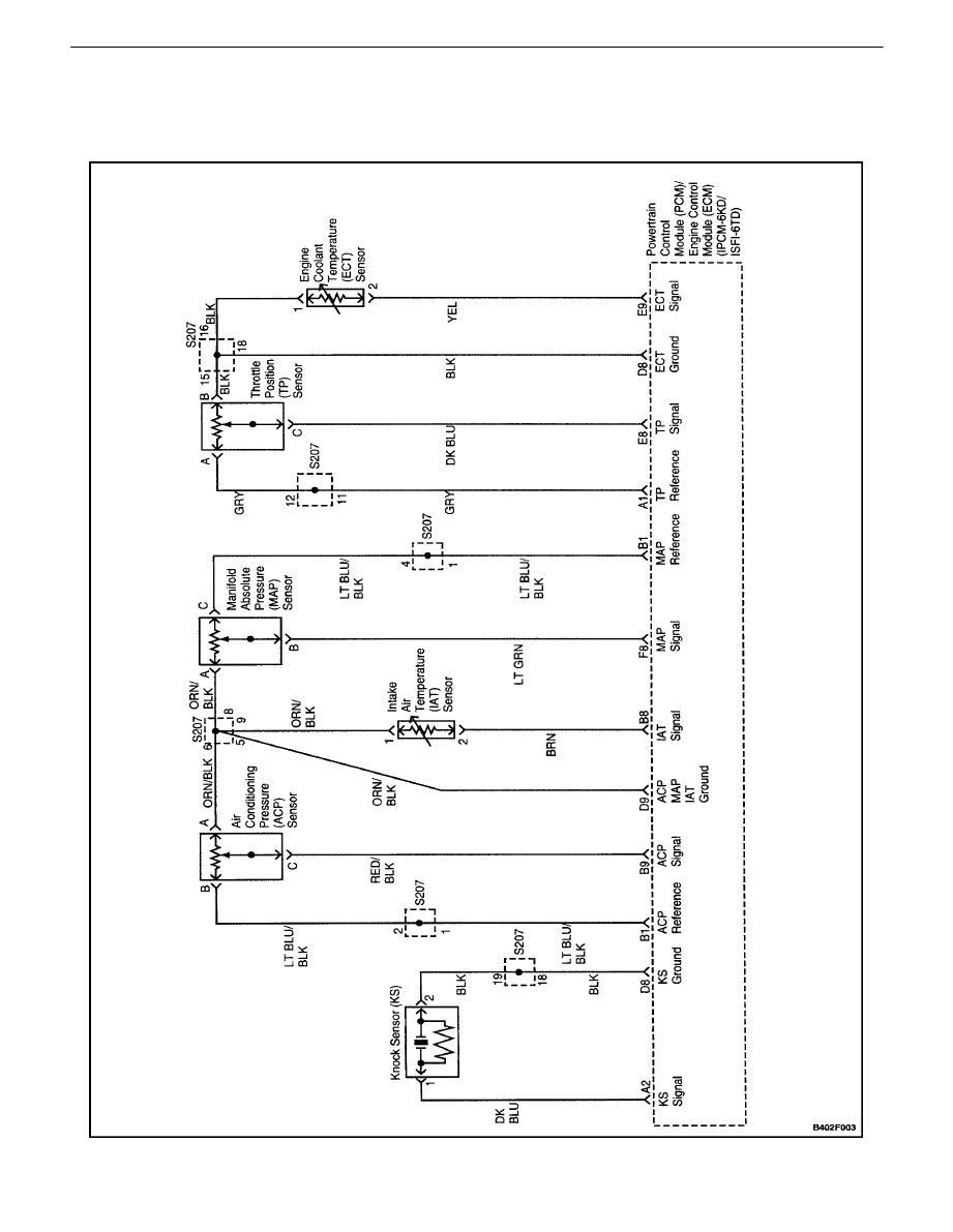 Daewoo Nubira. Manual - part 108 on