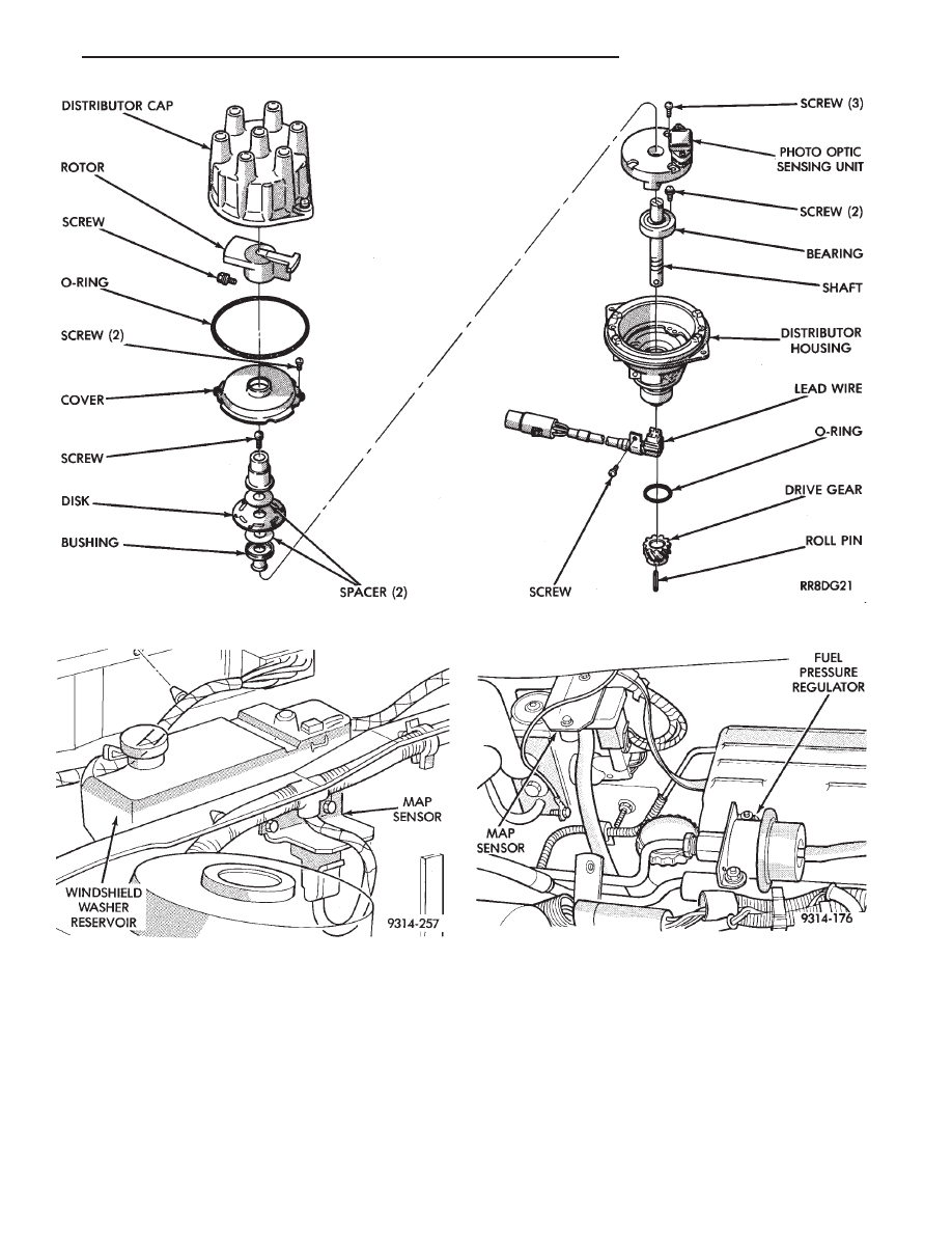 1993 Plymouth Acclaim Ignition Wiring Diagram Expert Schematics 91 Fuse Chrysler Le Baron Dodge Dynasty Manual Part 290 Acclame
