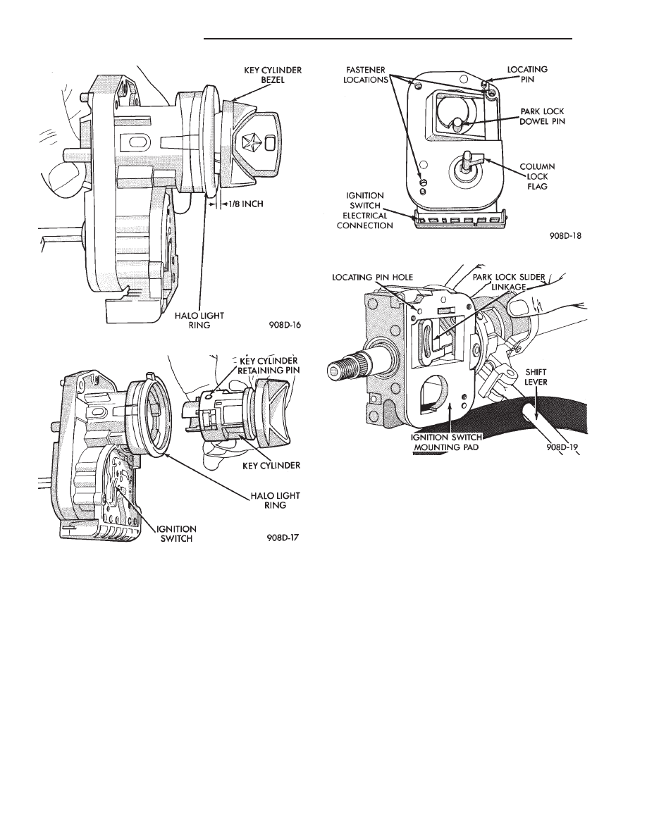 1993 Plymouth Acclaim Wiring Diagram