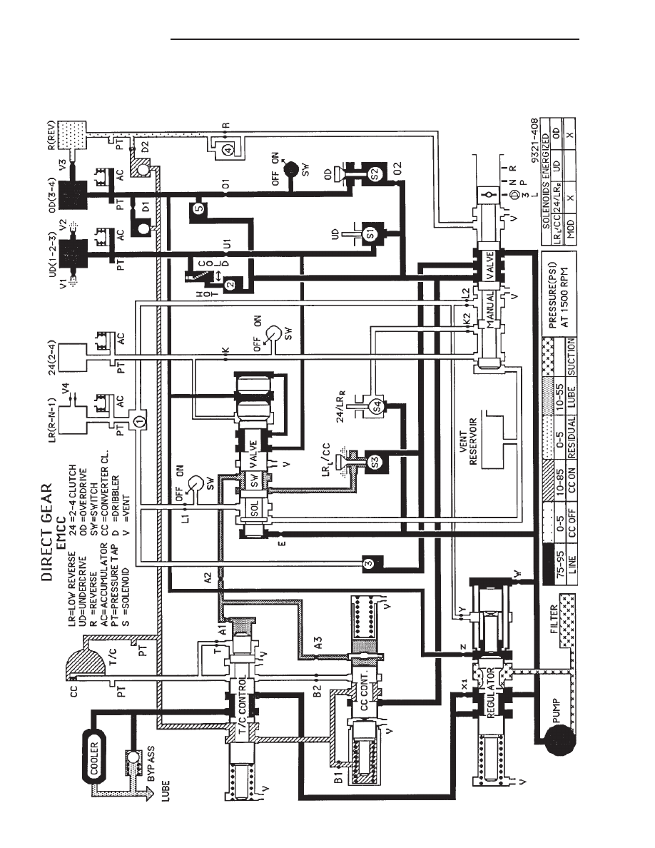 Simple hydraulic schematic png 918x1188 Simple hydraulic schematic