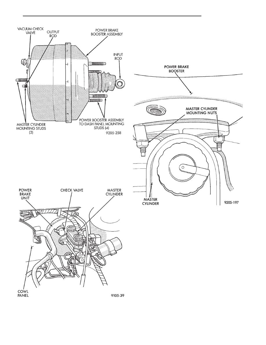 Chrysler Le Baron, Dodge Dynasty, Plymouth Acclaim  Manual - part 228