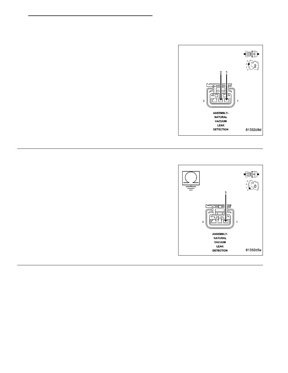 P0440-GENERAL EVAP SYSTEM FAILURE (CONTINUED)