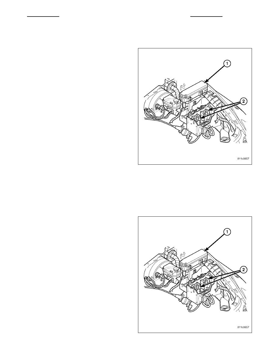 Dodge Durango (HB)  Manual - part 750