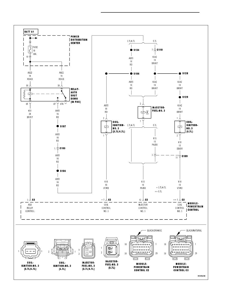Dodge Durango (HB)  Manual - part 833