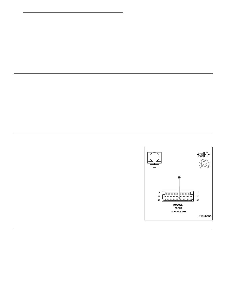 Dodge Durango Hb Manual Part 881 Fan Control Circuit P0480 Cooling 1 Continued