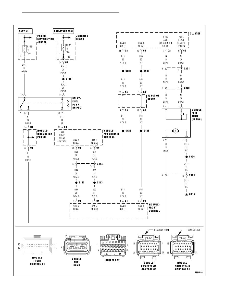 Dodge Durango (HB). Manual - part 923Zinref.ru
