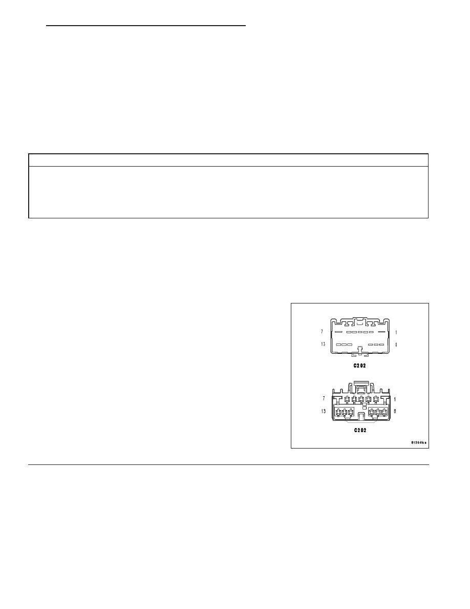 Dodge Durango Hb Manual Part 1489 Circuit For Resistance Temperature Detector Sensorcircuit B1031evaporator Fin Sensor Low Mtc Continued